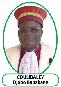 COULIBALEY Djobo Babakane